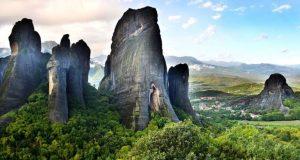 Μετέωρα: Ένα από τα φυσικά «θαύματα» της λίστας UNESCO (Photos)
