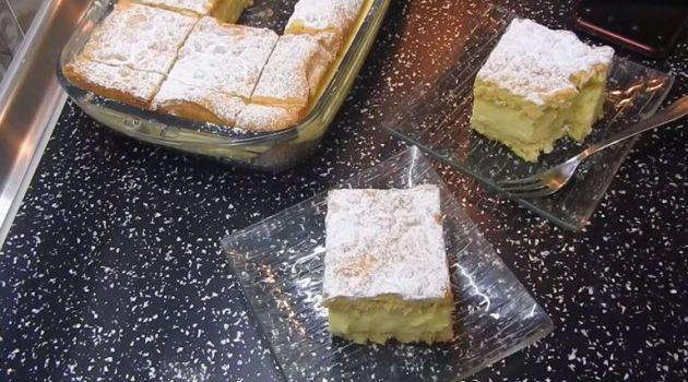 Γρήγορη και εύκολη συνταγή για κέικ κρέμας