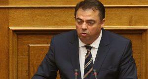 Η ομιλία Κωνσταντόπουλου στο χωροταξικό νομοσχέδιο