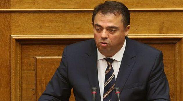 Ερώτηση Δ. Κωνσταντόπουλου για τη ρύθμιση οφειλών των πολιτών σε 120 δόσεις