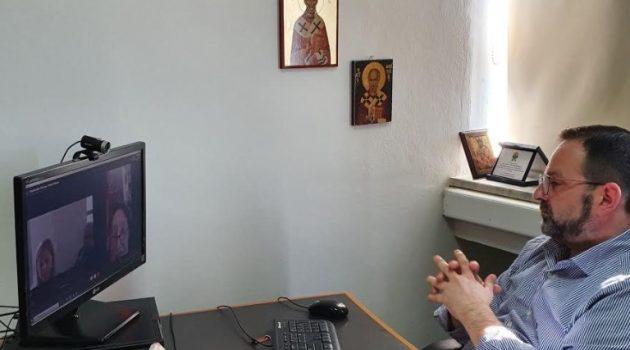 Πολιτιστική αξιοποίηση του κτιρίου Χρυσόγελου στο Μεσολόγγι
