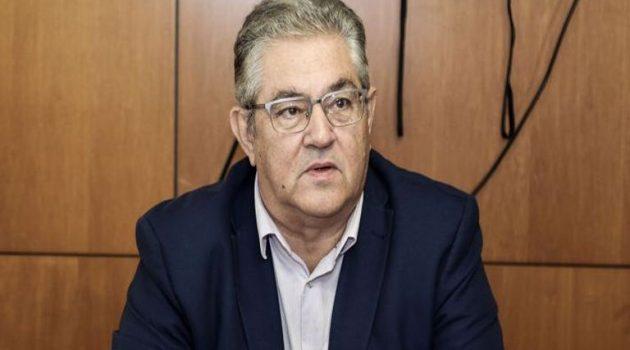 Κ.Κ.Ε.: Επανεξελέγη ομόφωνα ο Δ. Κουτσούμπας – Αυτή είναι η νέα Κεντρική Επιτροπή