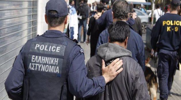 Διεθνές κύκλωμα αλλοδαπών διακινούσε μετανάστες στην Αθήνα (Photo)