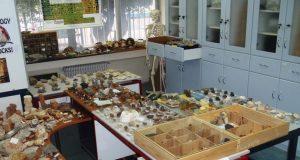 Το μικρό Μουσείο Ορυκτών και Απολιθωμάτων του 3ου ΓΕ.Λ. Αγρινίου…