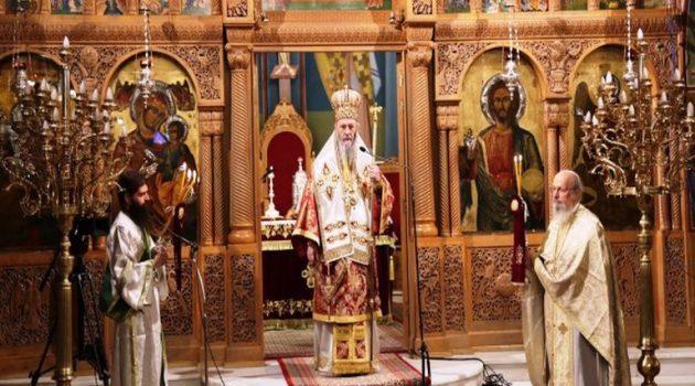 Ναυπάκτου Iερόθεος: «H ενότητα στην Εκκλησία» (Video)