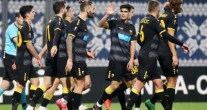 UEFA Europa League: Η Α.Ε.Κ. επιβλήθηκε με 4-1 της Ζόρια