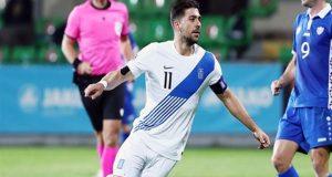 UEFA Nations League: Φορτούνης, Μπακασέτας και 0-2 για την Εθνική!