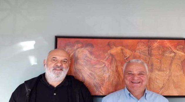 Νίκος Καραγέωργος: «Μεγάλη η δύναμη του Θεάτρου» (Ηχητικό)