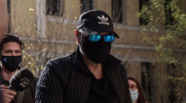 Νότης Σφακιανάκης: Ελεύθερος μέχρι τις 2 Δεκεμβρίου που θα δικαστεί