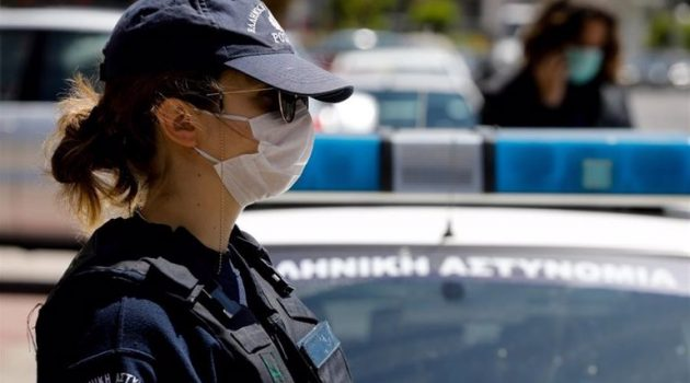 Αγρίνιο: 18 νέα πρόστιμα για άσκοπες μετακινήσεις, μη χρήση μάσκας και υπεράριθμο