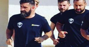 Παναγιώτης Καρύμπας: «Το ποδόσφαιρο αποτελεί έναν τρόπο διαφυγής»