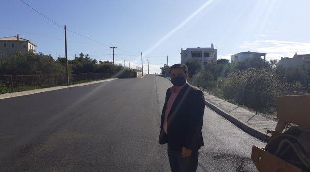 Δήμος Αγρινίου: Παράδοση τμήματος έργου (Photos)