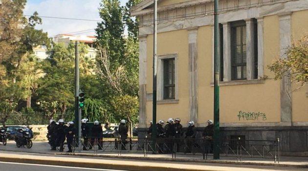 Ελεύθεροι οι 91 συλληφθέντες σε Ε.Μ.Π. και Πολυτεχνειούπολη