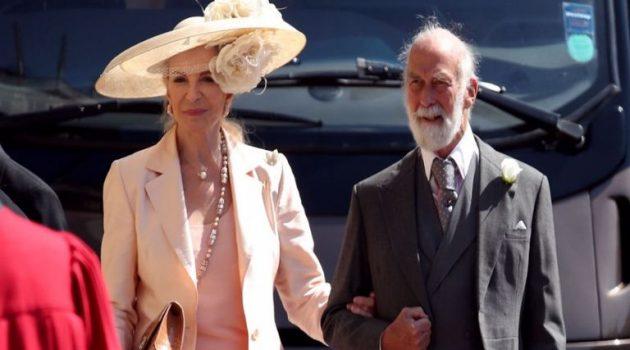 Βρετανία: Θετική στον ιό η πριγκίπισσα Μιχαήλ του Κεντ