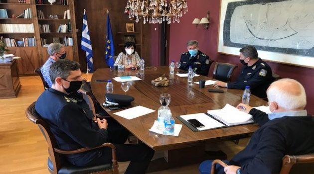 Εντατικοποίηση των ελέγχων κατά του Covid-19 στην Αιτωλοακαρνανία