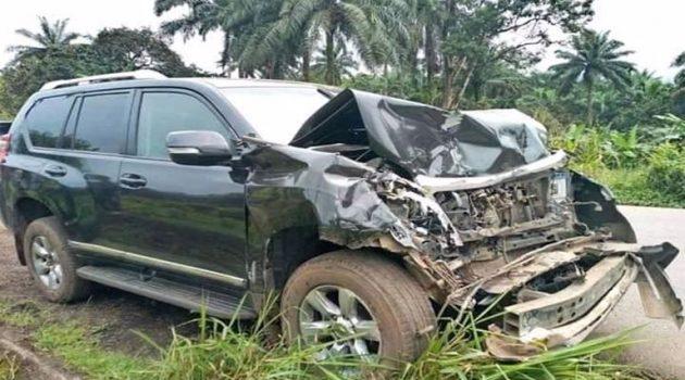Σοβαρό τροχαίο ατύχημα για τον Σαμουέλ Ετό