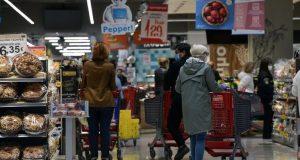 ΕΛ.ΣΤΑΤ.: Πτώση 3,5% ο γενικός δείκτης κύκλου εργασιών στη λιανική