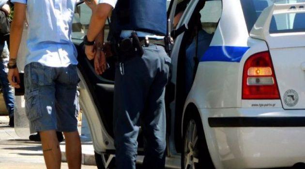 Ηλεία: Δύο συλλήψεις για κλοπή η μία και κατοχή ναρκωτικών η άλλη