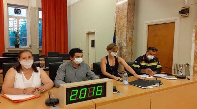 Αγρίνιο: Αναβάλλεται η συνεδρίαση του Συντονιστικού του  Δήμου Αγρινίου