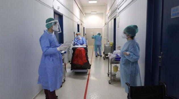 Κλινική covid τώρα και στο Μεσολόγγι