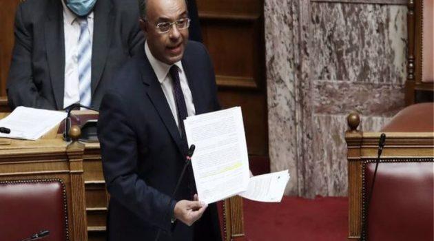 Προϋπολογισμός 2021: Δυσμενέστερες εκτιμήσεις για ύφεση – έλλειμμα