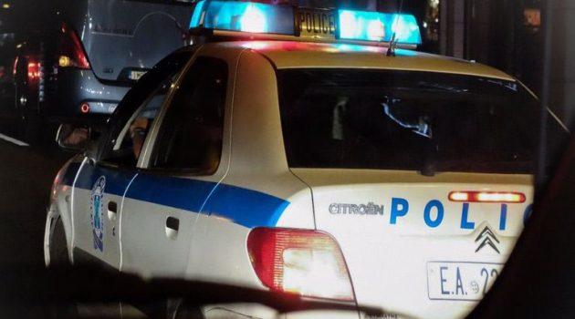 Μεσολόγγι: Συνελήφθη ανήλικος με χασίς και στιλέτο