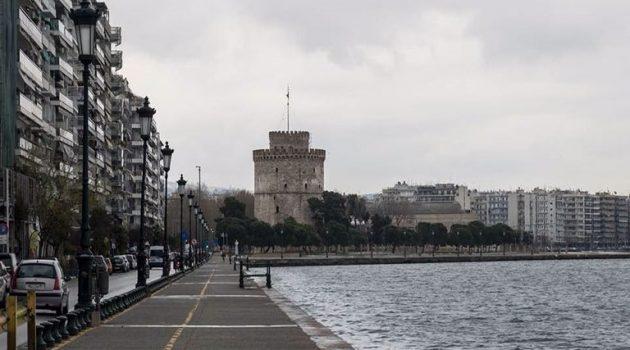 Καθολικό lockdown στη Θεσσαλονίκη;