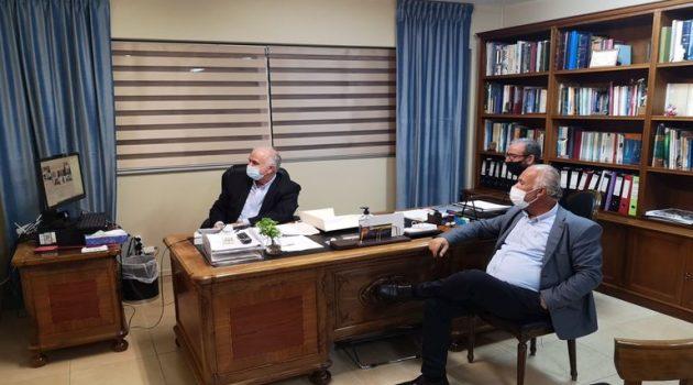 Μεσολόγγι: Για πρώτη φορά με τηλεδιάσκεψη το Δημοτικό Συμβούλιο (Photos)