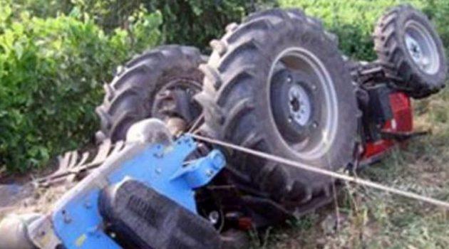 Μακρυνεία: Τραγικό τέλος αγρότη