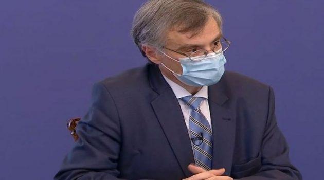Τσιόδρας: «Εξελίξεις για τα εμβόλια στο τέλος του μήνα»
