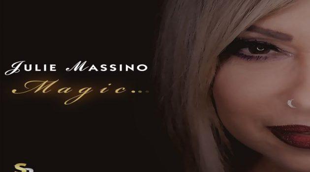 Η Τζούλι Μασίνο σε ένα δυναμικό Blues/Jazz τραγούδι με τίτλο «Magic» (Video)