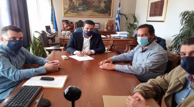 Δήμος Αγρινίου: Νέοι φωτεινοί σηματοδότες και εργασίες ανάπλασης