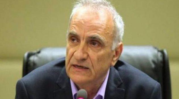 Γιώργος Βαρεμένος: «Επιτελικό χάος στην ασφάλιση»