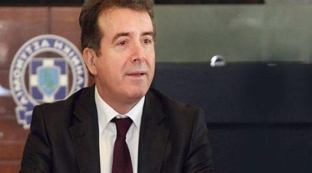 Χρυσοχοΐδης από Πάτρα: «Χρειαζόμαστε συμμόρφωση από όλους» (Video)