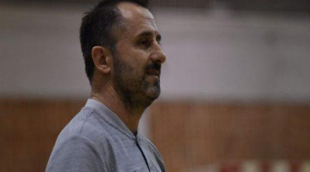 Γ. Ζιάβας: «Εφόδιο για άνοδο του Futsal η πρόκριση στους ομίλους»