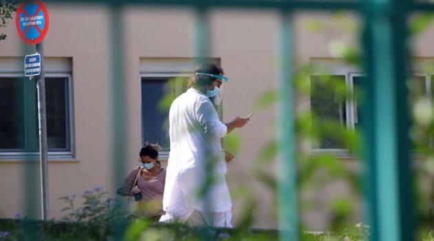 Ε.Ο.Δ.Υ.: Οκτώ νέα κρούσματα στην Π.Ε. Αιτωλοακαρνανίας