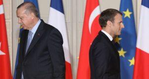 Ερντογάν: «Να απαλλαγεί σύντομα η Γαλλία από τον Μακρόν»