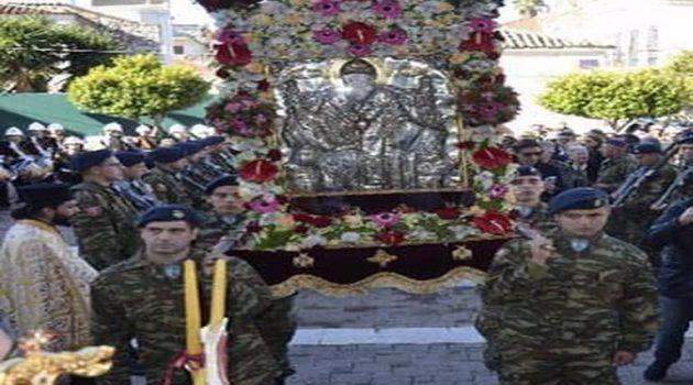 Κώστας Λύρος: Η ευλογία του Αγίου Σπυρίδωνα να χαρίζει υγεία και ηρεμία ψυχής