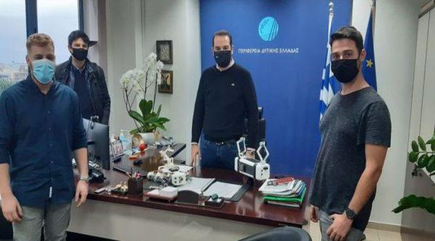 Ν.Φαρμάκης: Ο μεγαλύτερος πλούτος της Δυτικής Ελλάδας είναι τα μυαλά των παιδιών της