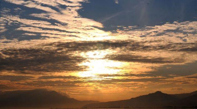 Η ανατολή στη Τριχωνίδα είναι πάντα όμορφη! – Τοποθεσία Αμπάρια Τριχωνίδας (Video-Photos)