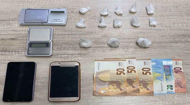 Πάτρα: Συνελήφθη διακινητής κοκαΐνης
