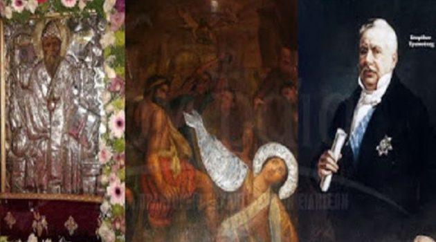 Mεσολόγγι: Το θαύμα της 27ης Δεκεμβρίου του 1800 του Αγίου Στεφάνου