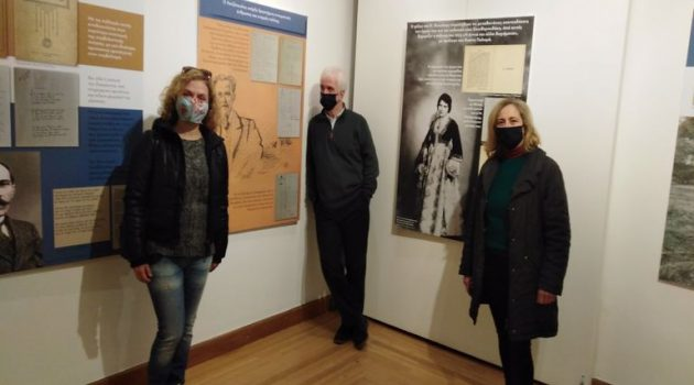Αγρίνιο: Προχωρούν οι ετοιμασίες για την έκθεση «Μνήμη Κ. Χατζόπουλου» (Photos)