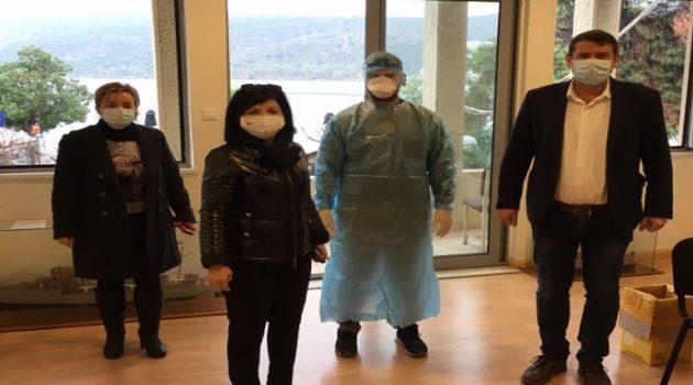 Δ. Αμφιλοχίας: Νέο μοριακό έλεγχο για ιό σε εργαζόμενους και αιρετούς