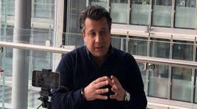 Δερμιτζάκης: «Ως την άλλη εβδομάδα σε τριψήφιο αριθμό κρουσμάτων»