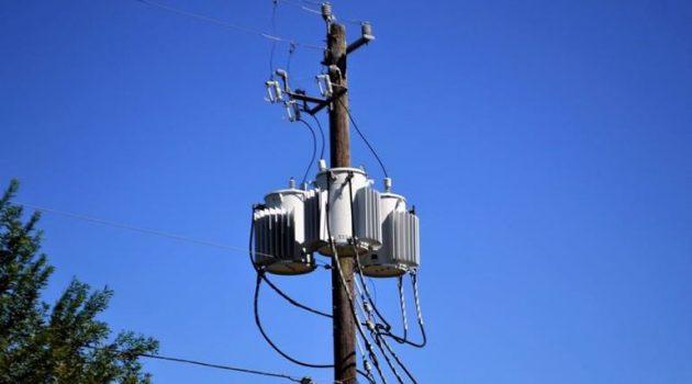 Αγρίνιο: Σήμερα η πλήρης αποκατάσταση της ηλεκτροδότησης