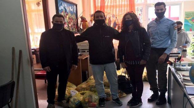 Δήμος Ι.Π. Μεσολογγίου: Διανομή προϊόντων μετά τη δωρεά του Ιδρύματος «Νιάρχος»