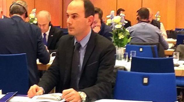 Στην Ελληνογερμανική Συνέλευση συμμετείχε ο Λ. Δημητρογιάννης
