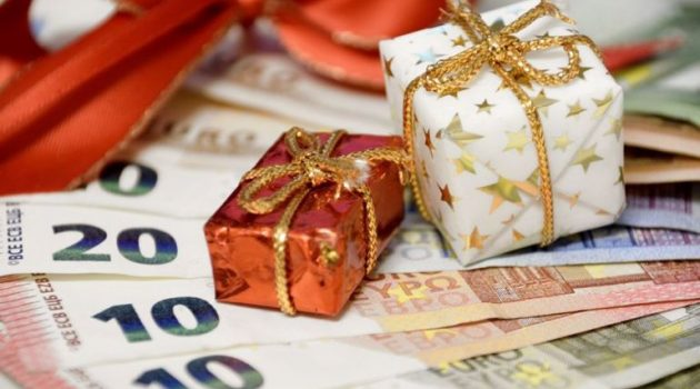 Δώρο Χριστουγέννων: Όλα τα μέτρα – Ο χρόνος καταβολής