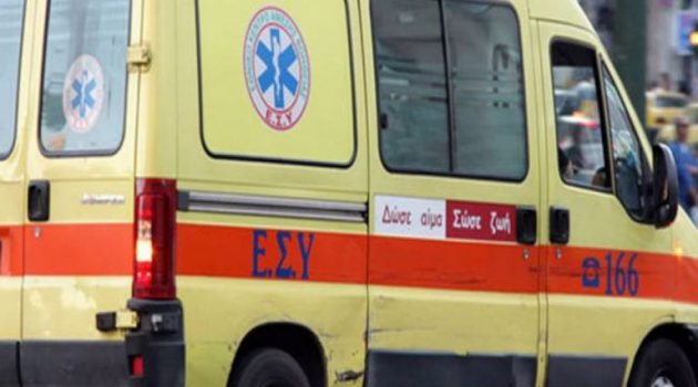 Διασώστης Κ.Υ. Χαλκιοπούλων για την ανάκληση αγοράς ασθενοφόρου (Photo)